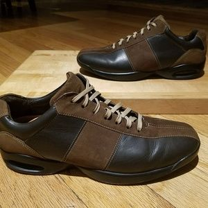 Cole Haan Casual Suede Leather Sneaker Mens z 9.5